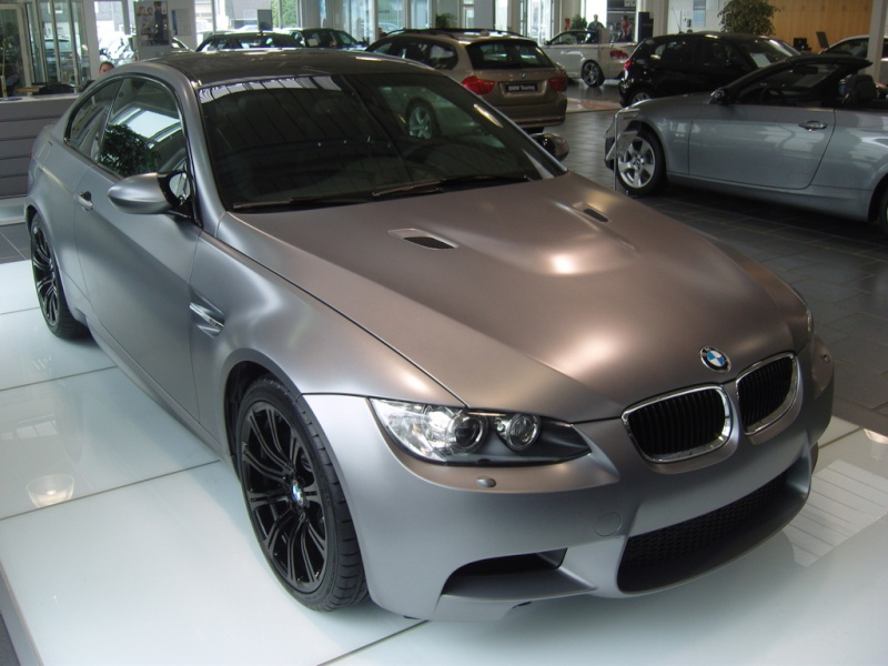 BMW M3 E92 Frozen Gray-2010- Market US. Frozen12