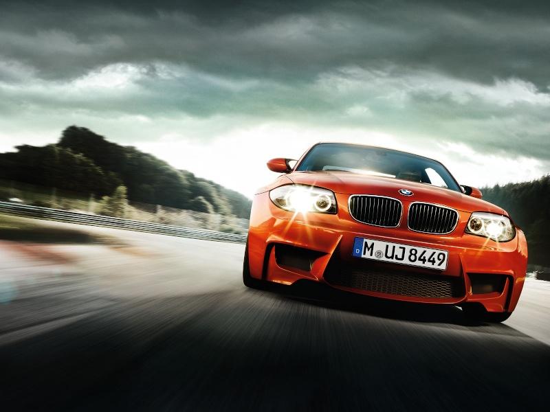 Photo présentation officielle + essais  BMW 1 M E82-2011 Image12