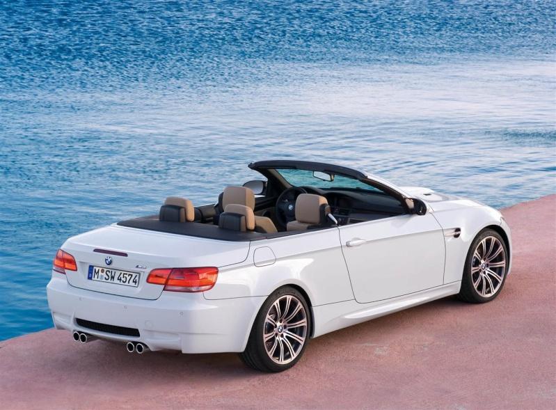 Présentation BMW série 3 E 90 M3_e9310