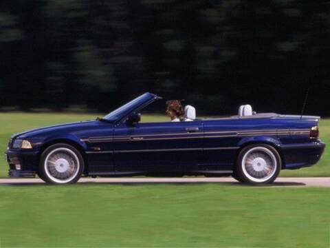 Présentation BMW série 3 E36