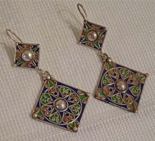 bijoux traditionnels berbère 12634010