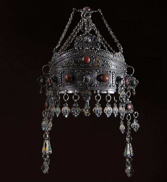 Bijoux anciens du grand sud Parure10