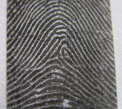 An easy & cheap method to take a fingerprint from your hands! 54598110
