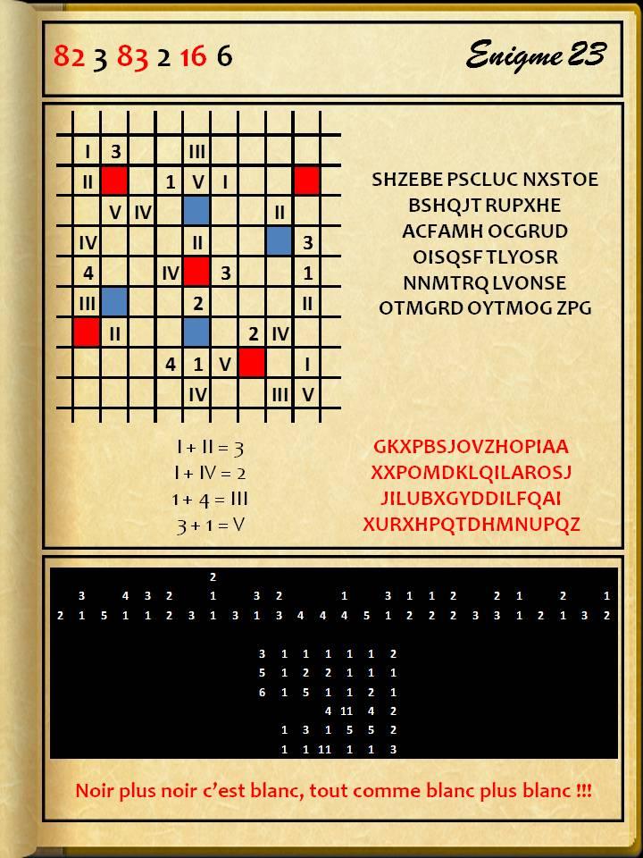 Enigme 23 E23_va10
