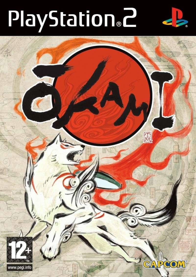 Les plus belles jaquettes du jeu vidéo - Page 3 Okami-10