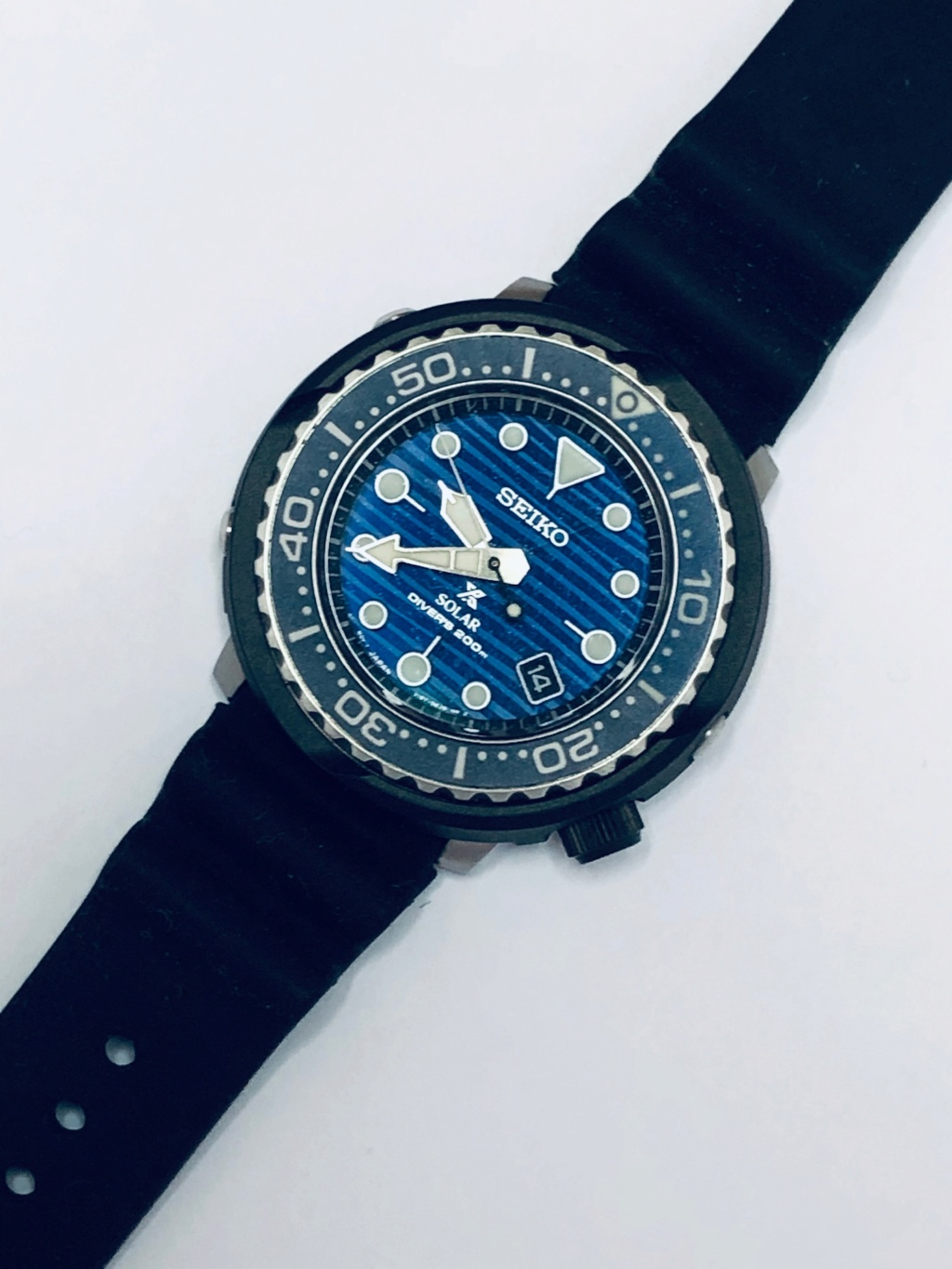 Ocean - [Vends] Seiko Baby Tuna Solaire Save the Ocean's 46f78410