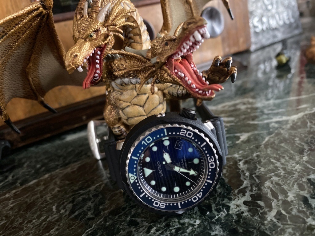 Ocean - [Vends] Seiko Baby Tuna Solaire Save the Ocean's 7376db10