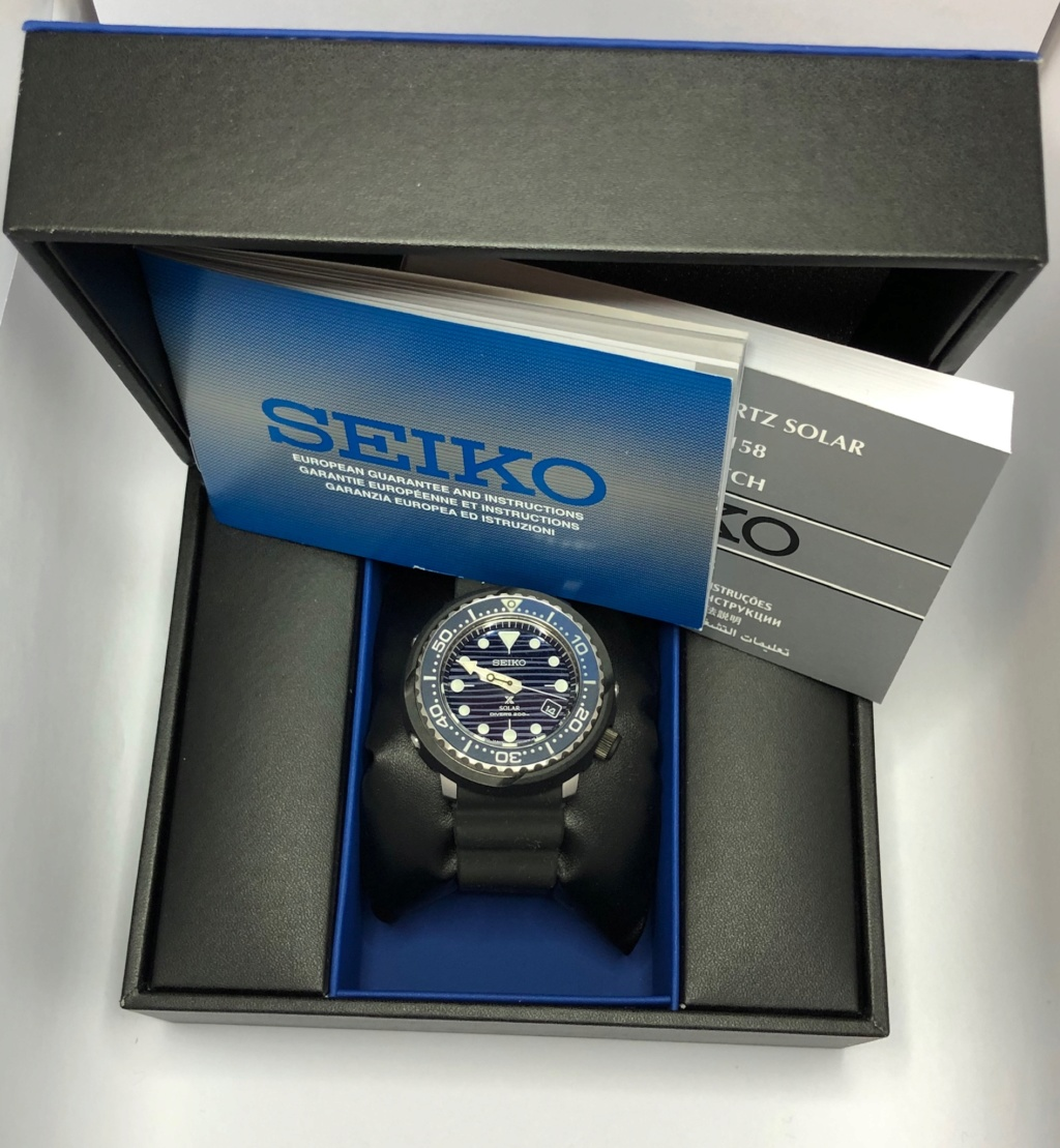 Ocean - [Vends] Seiko Baby Tuna Solaire Save the Ocean's 87aa8210