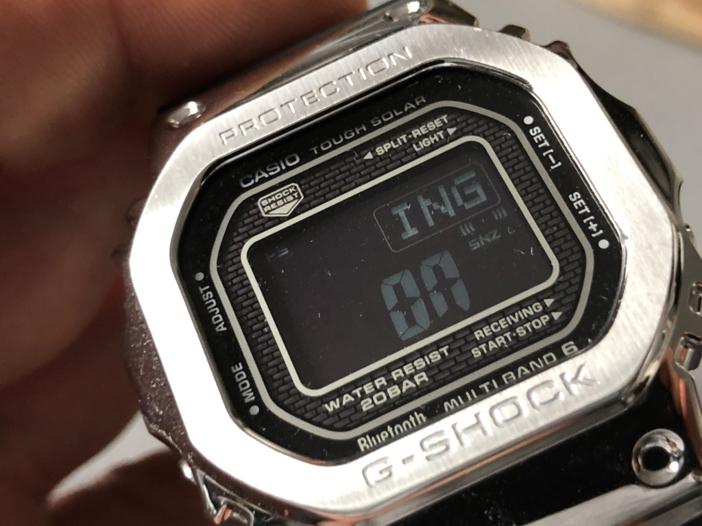 question G-shock Bluetooth Image186