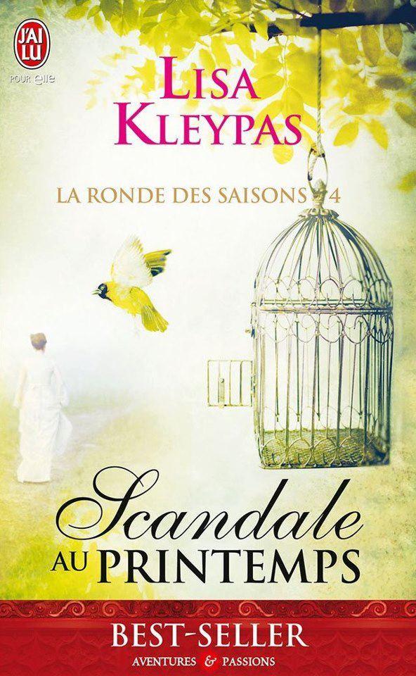 KLEYPAS Lisa - LA RONDE DES SAISONS - Tome 4 - Scandale au Printemps 14021_10