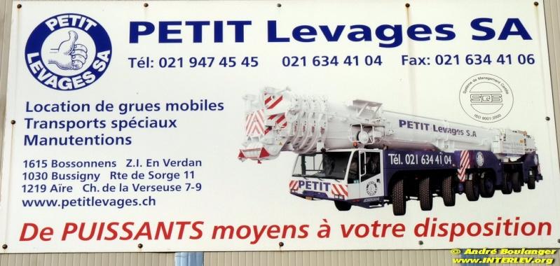 Les grues de PETIT LEVAGES (Suisse) Petit_14