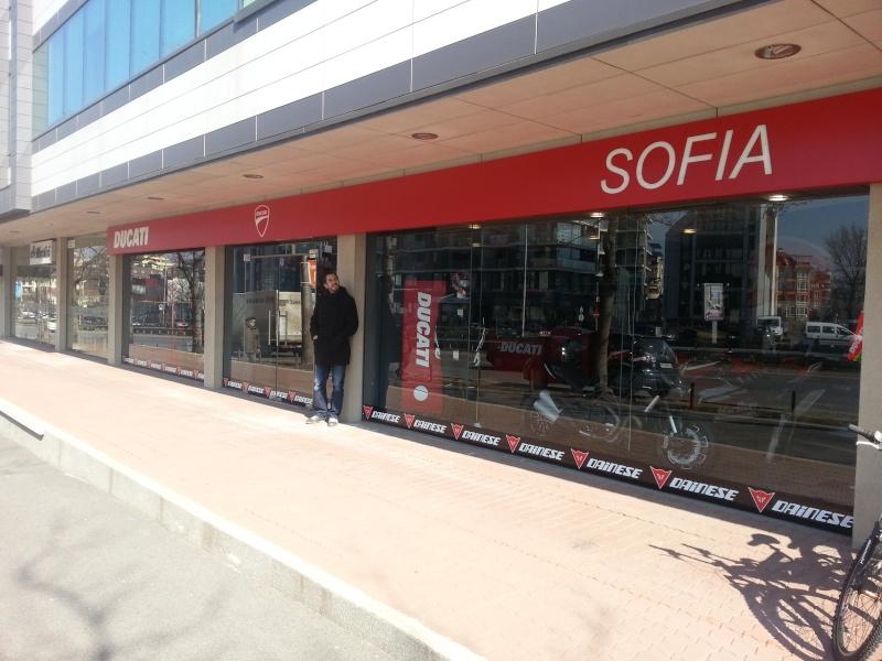 Ducati Sofia Bulgarie 20130310