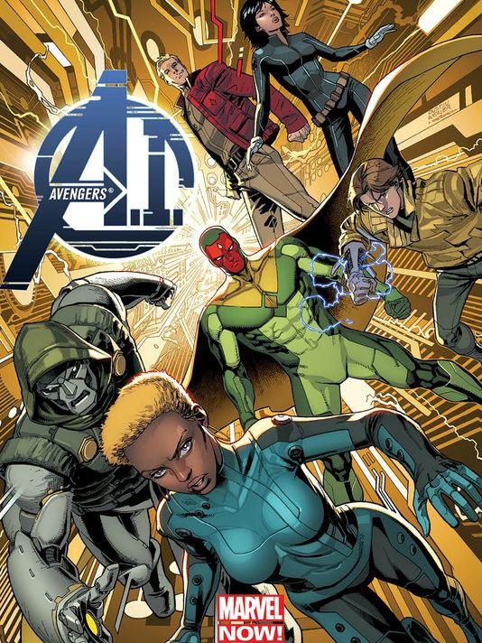 Avengers AI 13645810