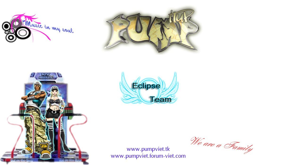 Cộng Đồng Pumper Việt - Eclipse Team