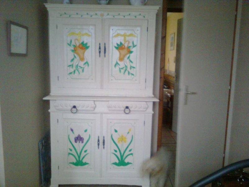 meuble peint 00610