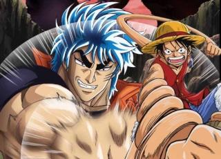 """Episodio """"crossover"""" de One Piece y Toriko Toriko10"""