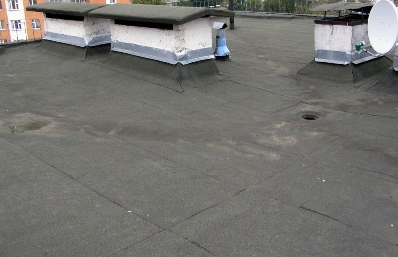 Крыша Новостройки Roof-510