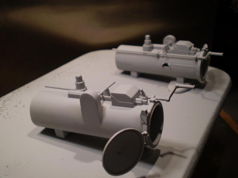 Schnellboot  S-100 in 1:35 - Seite 2 Pa210011
