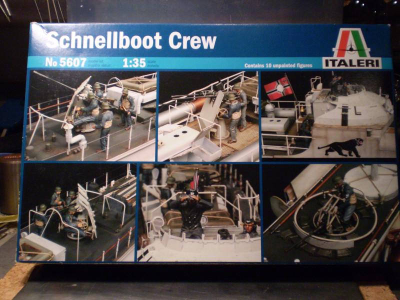 Schnellboot  S-100 in 1:35 - Seite 3 Pb160110