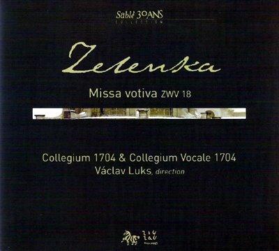 Jan Dismas ZELENKA Cd-zel10