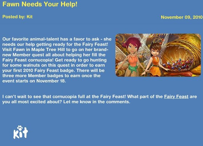 Fawn Needs your Help! News10