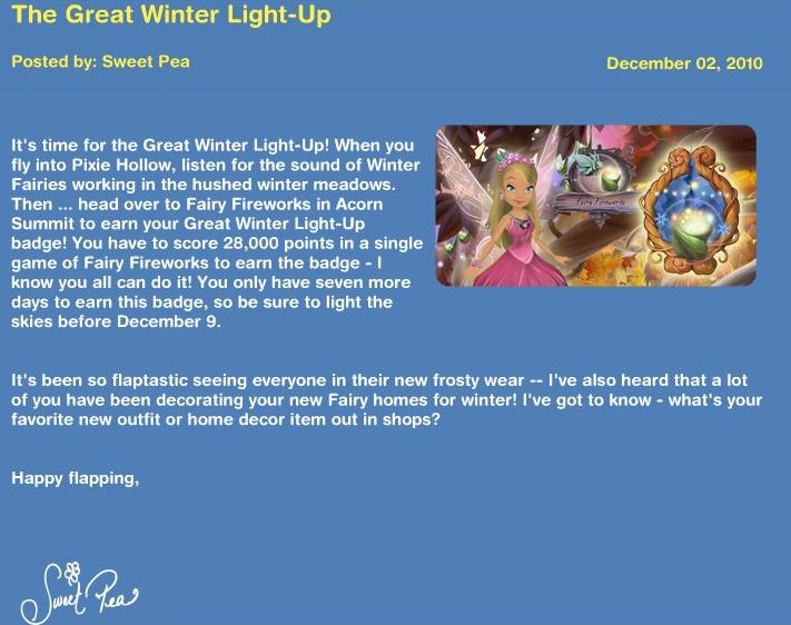 The Great Winter Light-Up! News17