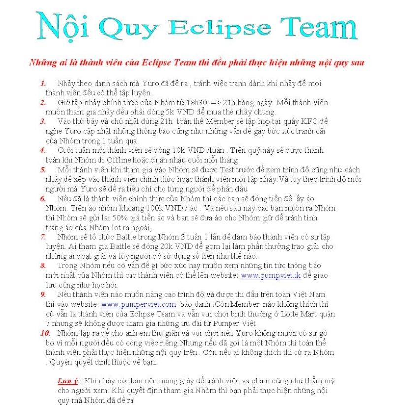 Nội Quy của Nhóm ECLIPSE - Áp dụng từ 2/9/2010 Noi_qu10