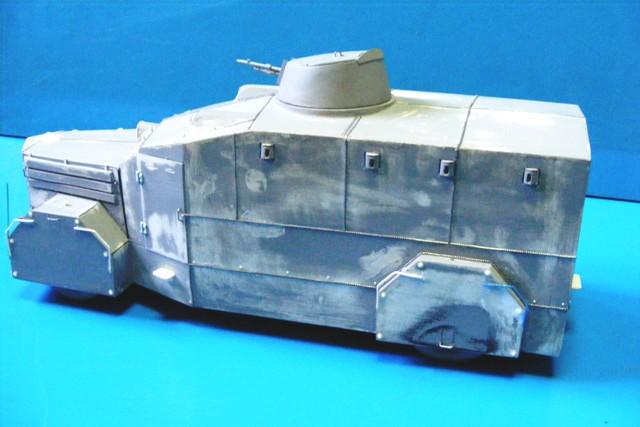 scratch camion blidado ebro no2  (armoured lorry/bus) B1_310