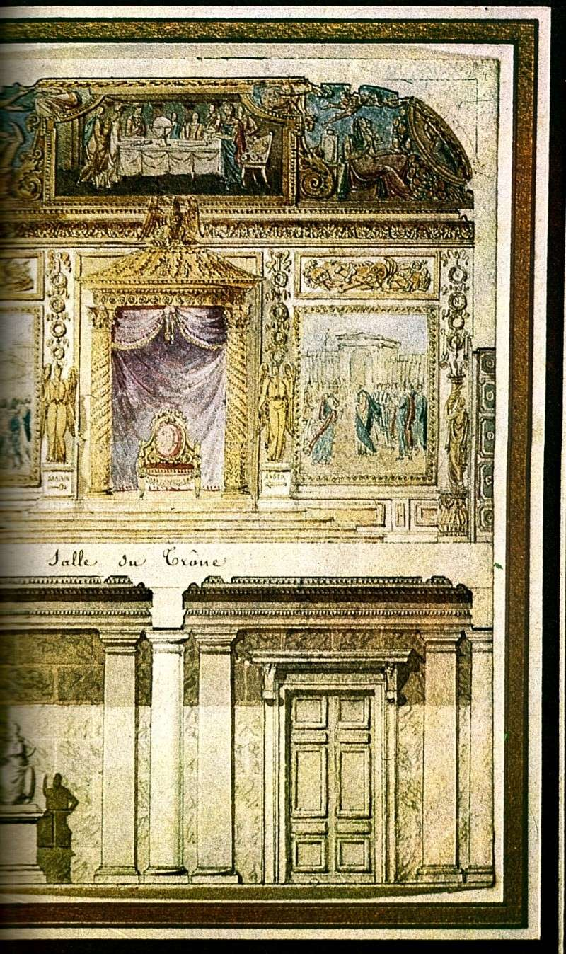Exposition « Trônes en majesté, l'autorité et son symbole » - Page 4 19512211