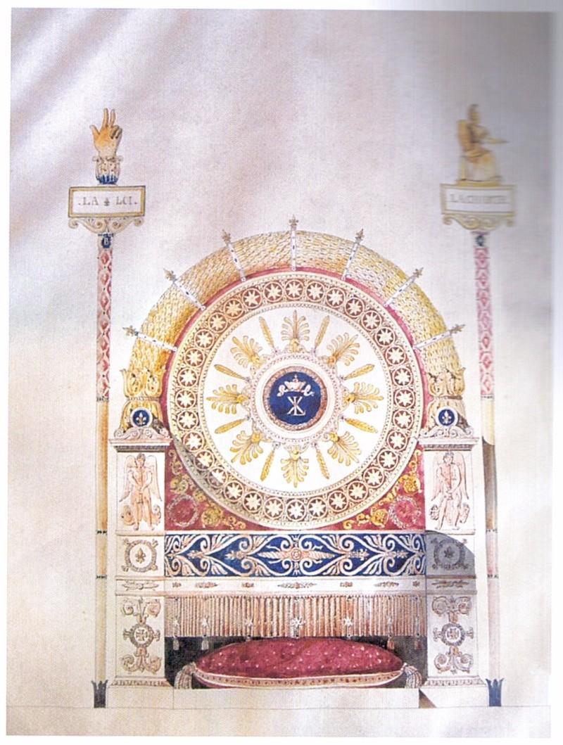 Exposition « Trônes en majesté, l'autorité et son symbole » - Page 7 22090710