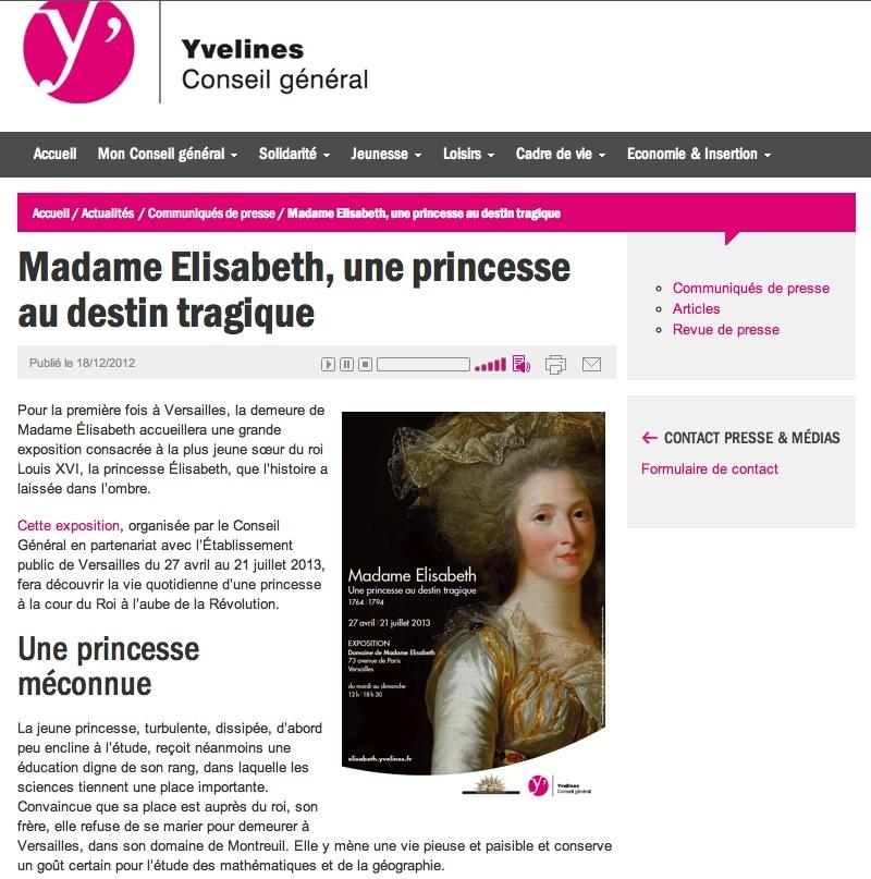 Exposition Mme Elisabeth à Montreuil Image_42