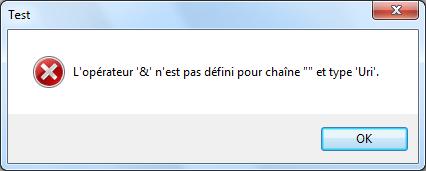 récuperer l'url d'un webbrowser pour l'afficher en text dans un toolstrip Erreur10