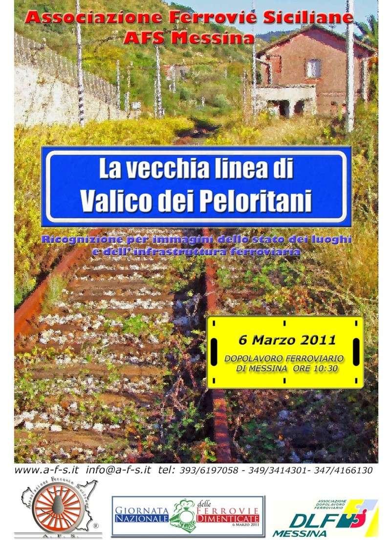 6 marzo 2011 - Quarta Giornata nazionale delle ferrovie dimenticate Locand10