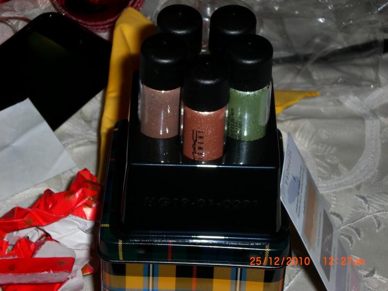 Mon Set de pigments tant attendu, tant espéré Cimg3111