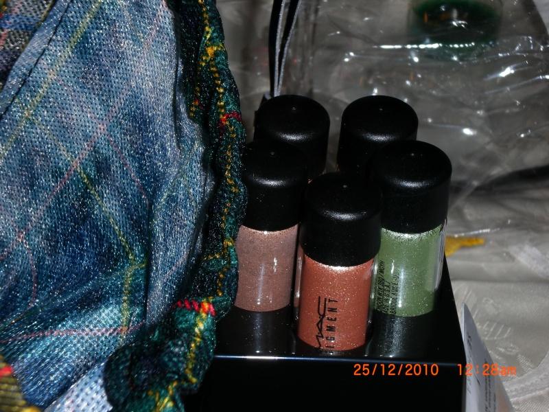 Mon Set de pigments tant attendu, tant espéré Cimg3112