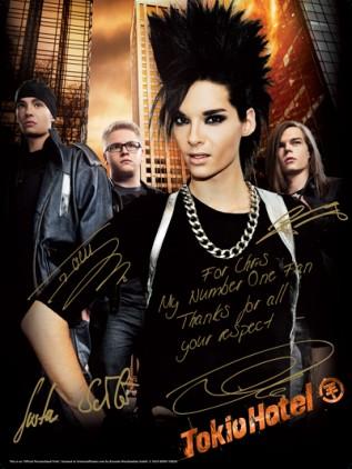 Vas licni Tokio Hotel poster! 510