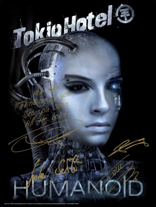Vas licni Tokio Hotel poster! 810