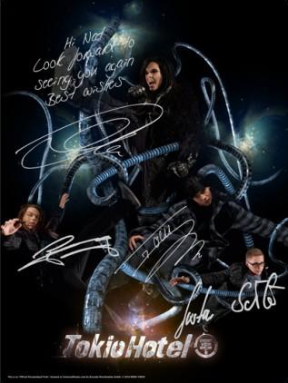 Vas licni Tokio Hotel poster! 910