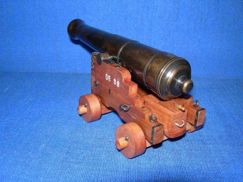 Poste de combat du canon de 36 du V74 canons, echelle 1:24 Dscn4123