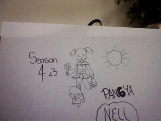 Pangya stuff drawings!!! By - Jazzy <3 Image121