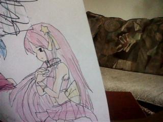 Pangya stuff drawings!!! By - Jazzy <3 Image129