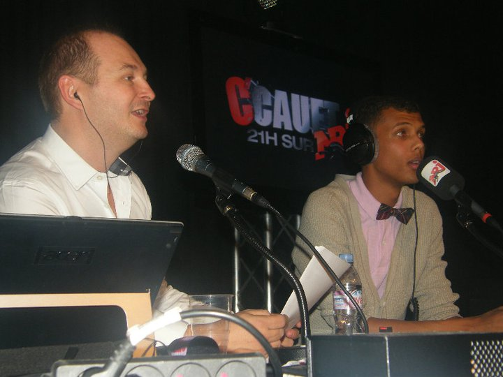 Stromae et cauet en live à Braine l'Alleud 73981_10