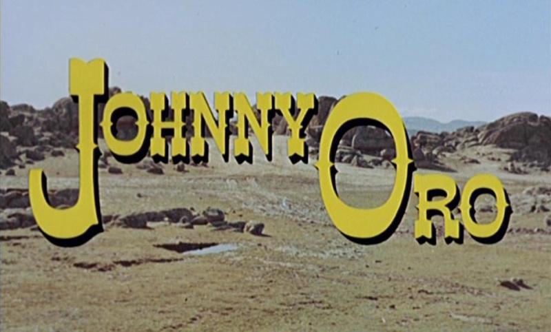 Ringo au Pistolet d'or - Johnny Oro - 1966 - Sergio Corbucci Pdvd0010