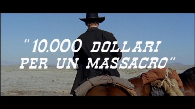 Le Temps des Vautours - 10 000 Dollari per un Massacro - Romolo Guerrieri - 1967 Pdvd_109