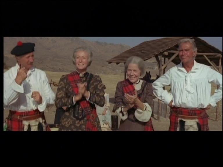 Les 7 écossais explosent - Sette donne per i McGregor - Franco Giraldi - 1966 Pdvd_321