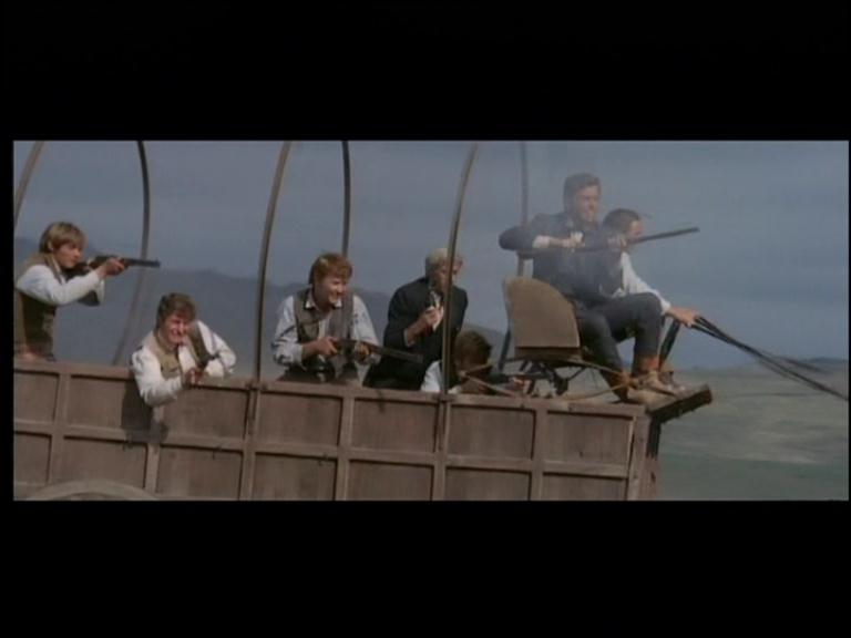 Les 7 écossais explosent - Sette donne per i McGregor - Franco Giraldi - 1966 Pdvd_324