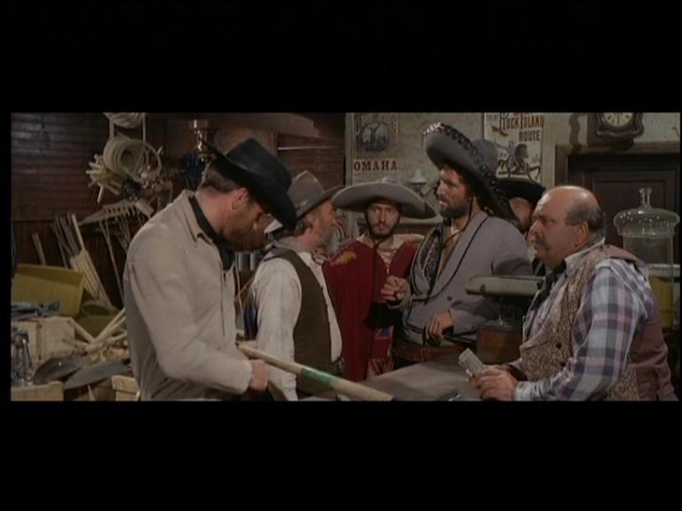 Les 7 écossais explosent - Sette donne per i McGregor - Franco Giraldi - 1966 Pdvd_328