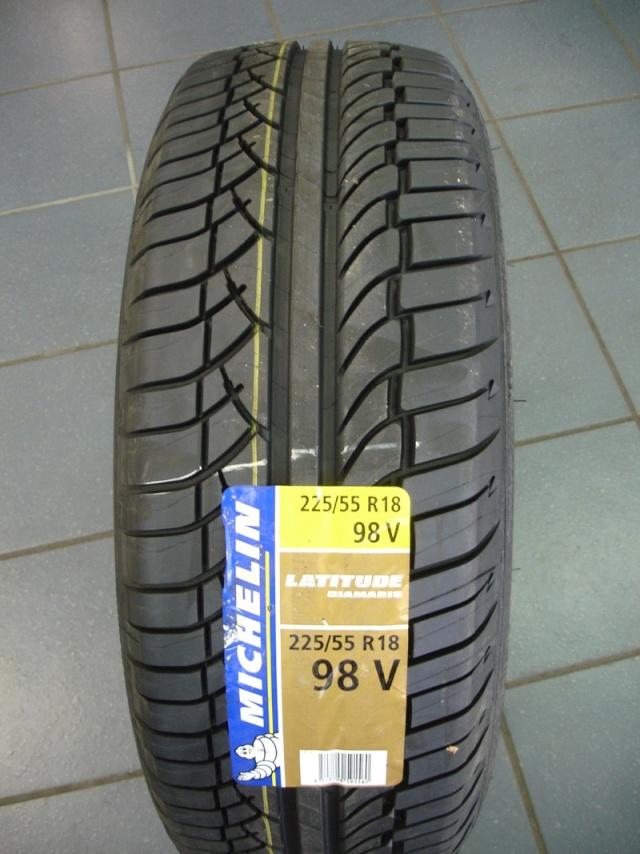 Michelin latitude diamaris 225-55-18 estive - Pagina 3 Michel10