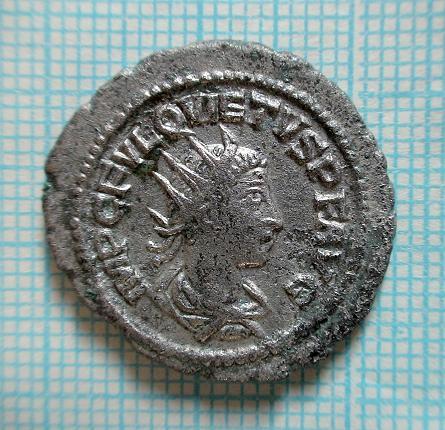 Monnaie de QUIETUS ... ESUGENOS Dsc04043