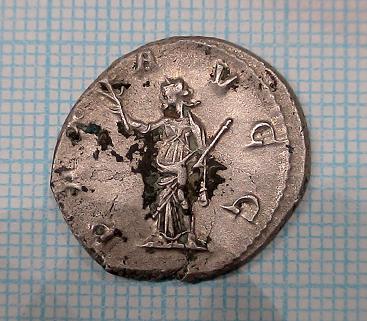 Monnaie de Volusien ..... Collection Esugenos Volusi11